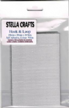 White Hook & Loop Velcro 20mm x 20mm Squares - SC128